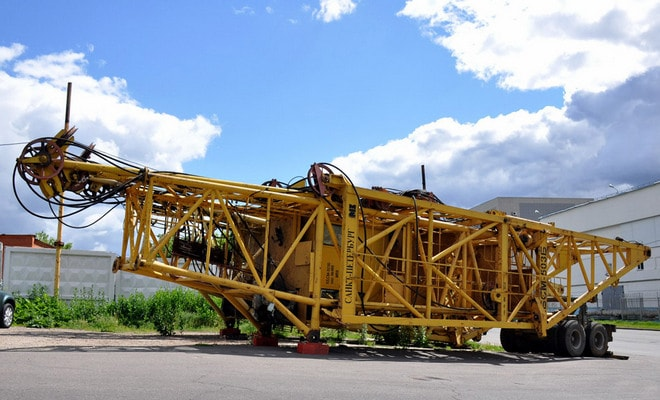 Транспортировка КБ-503