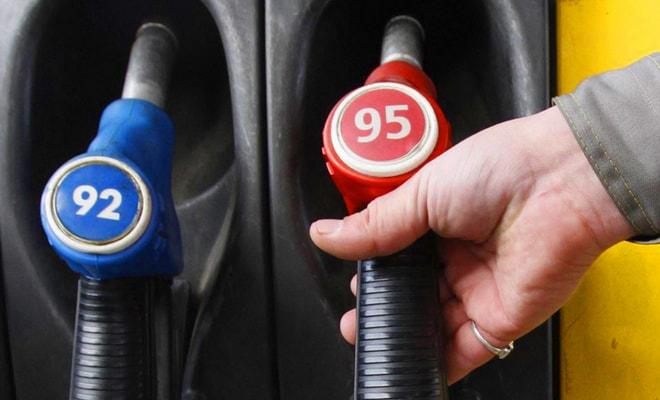 Выбор бензина