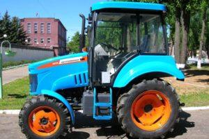 Классификация тяговых классов тракторов