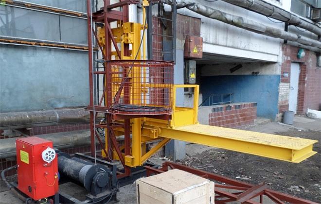 Агрегат для строительства