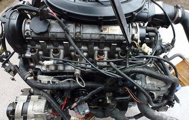 Агрегат от машины