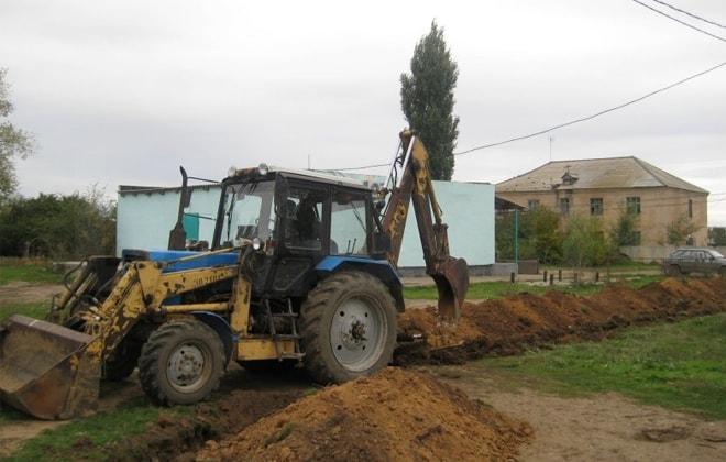 Авто для строительных работ