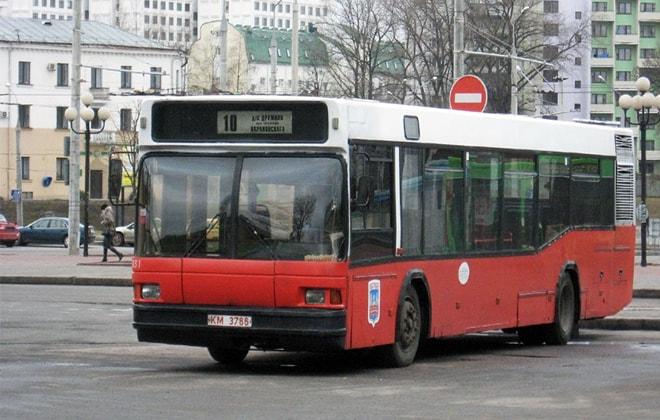 ТОП-9 автобусов модельного ряда МАЗ и их технические характеристики