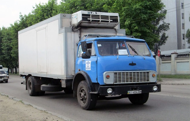 Базовый грузовик