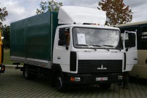 Характеристики бортового грузовика МАЗ-4371 и нескольких популярных модификаций
