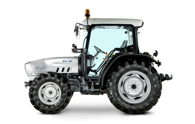 Дизайн современного трактора