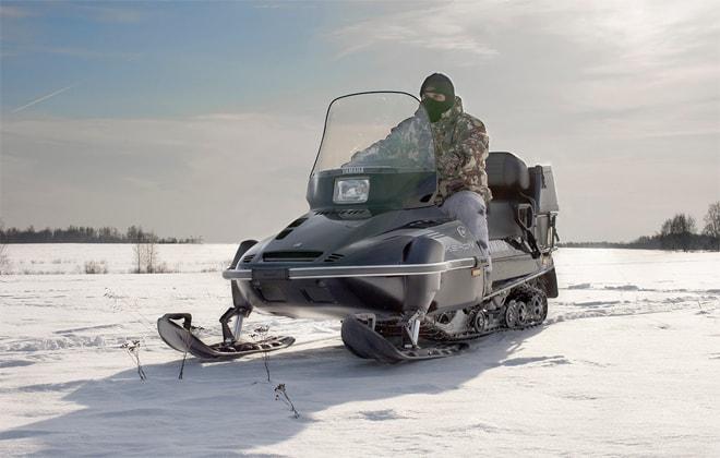 Для поездок по снегу