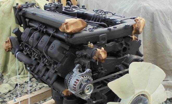 Двигатель 740.30-260