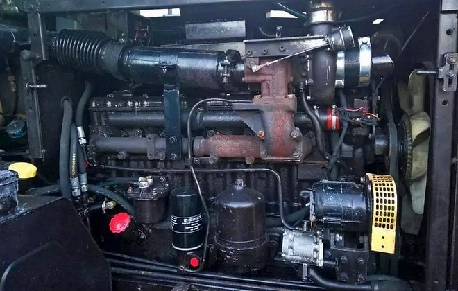 Двигатель ММЗ Д-260