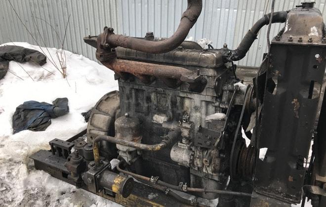Двигатель СМД-14А