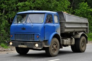 Технические характеристики самосвала МАЗ-5549 и аналогов минского производства