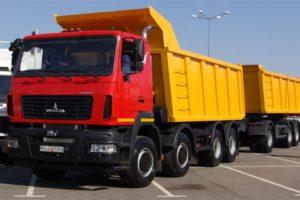 Руководство по полному ремонту грузовой машины Минского производства МАЗ