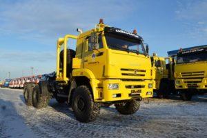 Достоинства и недостатки тягача повышенной проходимости КамАЗ Батыр