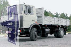 Характеристики бортового автомобиля МАЗ-5336 и ТОП-4 его модификаций