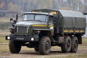Характеристики и полный обзор деталей Урал-4320 и его основных модификаций