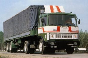 ТОП-8 седельных тягачей семейства МАЗ-5432 и их технические характеристики