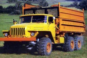 Технические характеристики и модификации грузового автомобиля Урал-5557