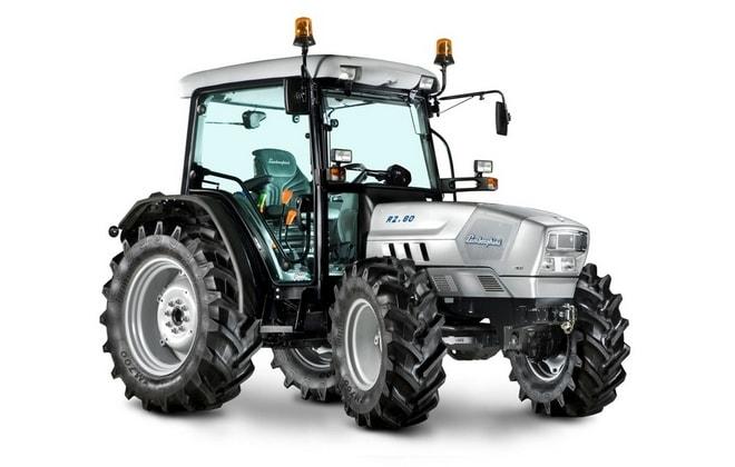 Кабина итальянского трактора