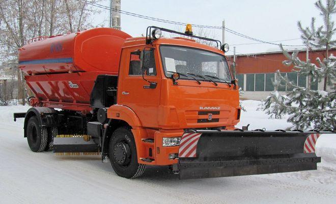 КамАЗ 43253 КО-806