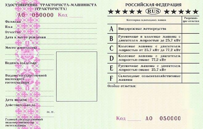 Где можно помеять права гостехнадзор адреса в москве