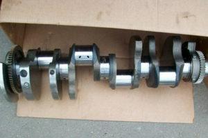 Как делается ремонт и балансировка коленвала грузовых автомобилей КамАЗ