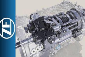 Устройство и принцип работы КПП от немецкой компании ZF Friedrichshafen AG на машины КамАЗ