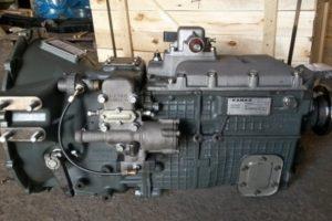 Характеристики и устройство коробки переключения передач КПП-154 для автомобилей КамАЗ