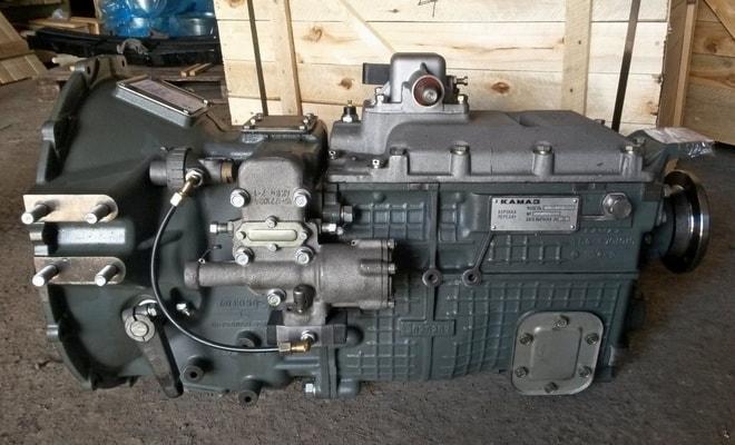 Коробка переключения передач 154