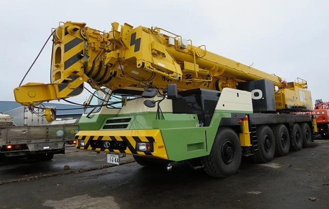 Кран 90 тонн