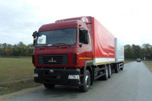 Характеристики грузовой машины МАЗ-6312 и ТОП-6 популярных модификаций