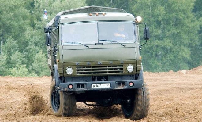 Маневренный грузовик
