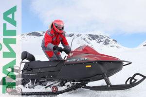 Характеристики снегохода Тайга Варяг и описание агрегатов модельного ряда