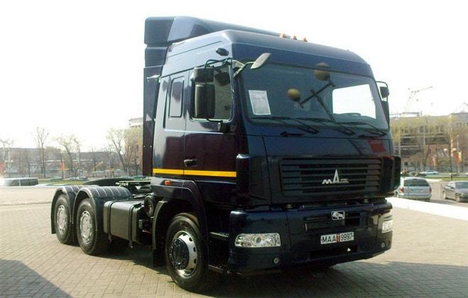 Машина для транспортировки грузов