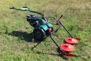 Технические характеристики и принцип работы лучших роторных косилок Заря