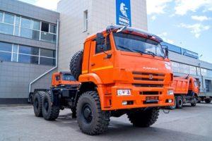 Технические характеристики и аналоги КамАЗа-65221 российского производства