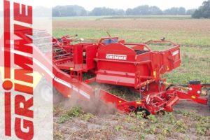 Лучшие картофелеуборочные комбайны Grimme: отзывы владельцев, технические характеристики, цена