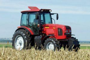 Характеристики базовой модели трактора МТЗ-2022 и его модификации