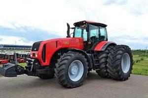 Характеристики мощного универсального трактора Беларус МТЗ-3522