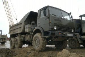 Устройство и характеристики грузового автомобиля повышенной проходимости КамАЗ-43101