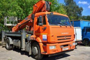 Технические характеристики двухосного среднетоннажного грузовика КамАЗ-43253