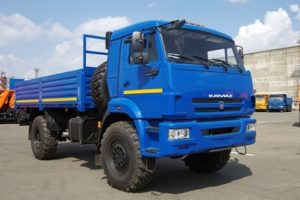 Характеристики шасси КамАЗ-43502 и популярных модификаций на его базе