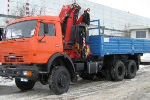 Характеристики и устройство грузовых автомобилей собранных на шасси КамАЗ-53228