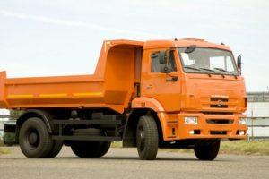 Популярные модификации грузовиков на маневренном шасси КамАЗ-53605