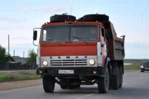 Характеристики седельного тягача 6х4 c усиленной рамой КамАЗ-54112