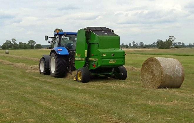Модель 590 в поле