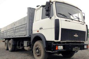 ТОП-5 модификаций грузового автомобиля МАЗ-6303 Минского автомобильного завода