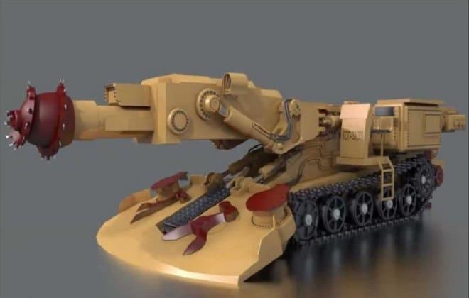 Модель КСП-32