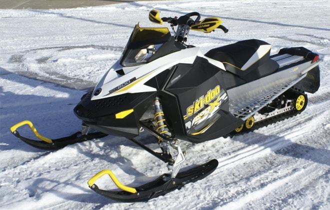 Модель MXZ Renegade 800R