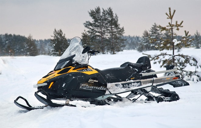 Модель снежного транспорта