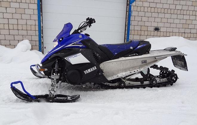 Модель снежной машины